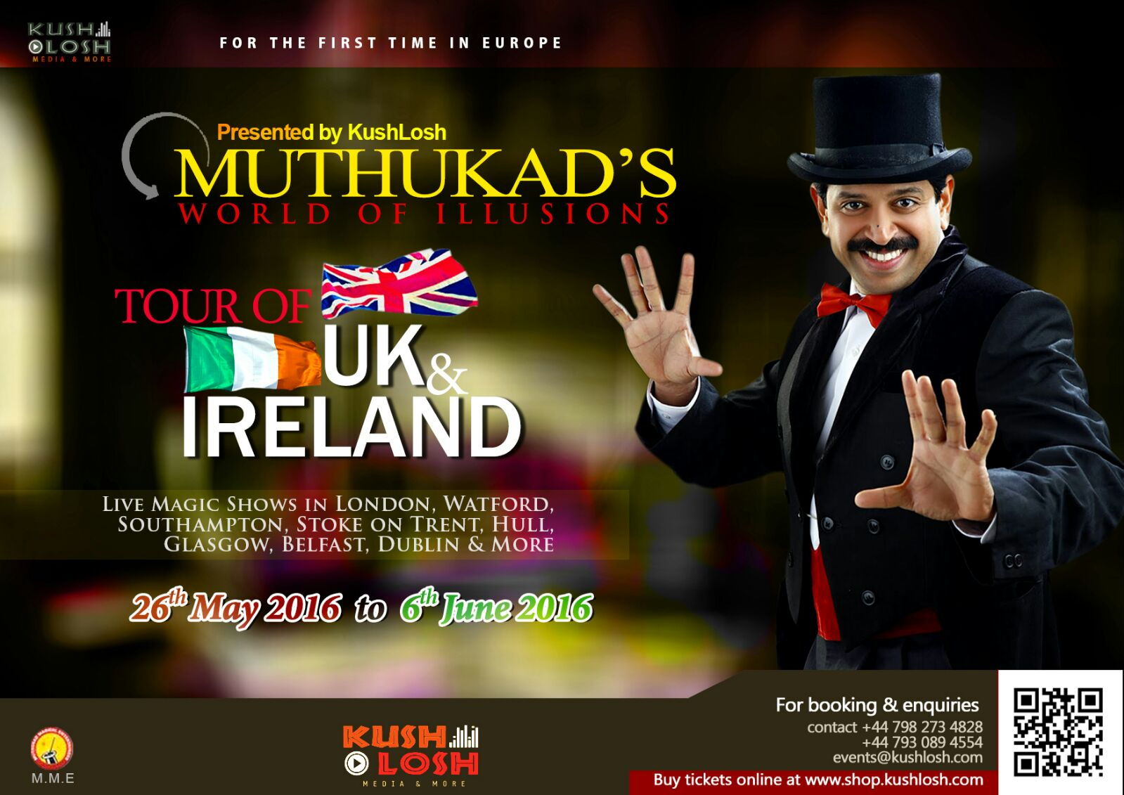 Muthukad Uk-Ireland Latest