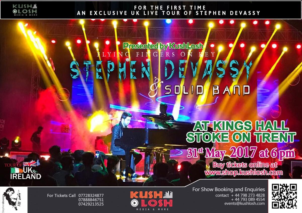 Stephen Devassy Stoke