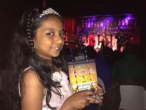 Jiya Harikumar Winner Nottingham